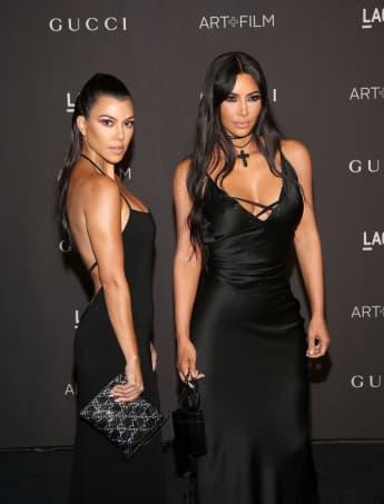 """A Source Reveals Kourtney Kardashian Takes Kim's Kids Amid Kanye West Drama: """"They've Circled Around The Kids"""""""