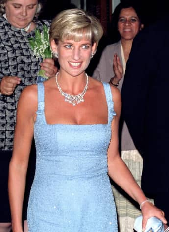 Lady Diana Necklace Millions Swan Lake