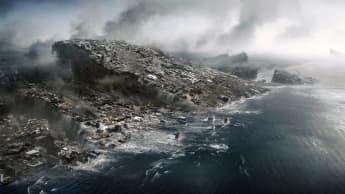 2012, California, desastre, temblor, película