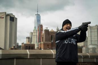 "Ley y orden: SVU: Ice-T ""Cop Killer"" a SVU Star Fin Tutuola"