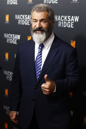 Mel Gibson with a full-grown beard.