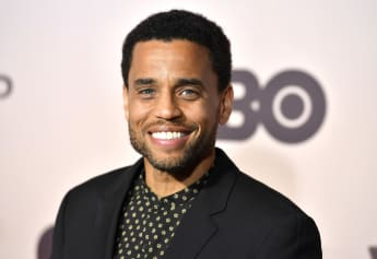 """Michael Ealy attends the Premiere Of HBO's """"Westworld"""" Season 3 TCL Chinese Theatre on March 05, 2020 in Hollywood,"""