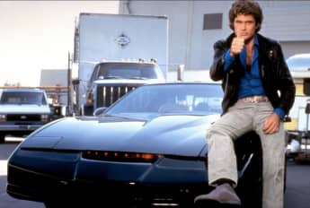 New 'Knight Rider' Reboot Movie Is In The Works. 1980s NBC series David Hasselhoff cast.
