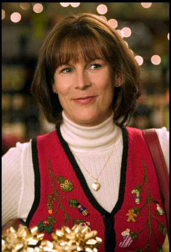 "Jamie Lee Curtis as ""Nora Krank"" in the film, 'Christmas with the Kranks'"