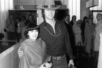 Patrick Duffy's Hit Disco Song From The 1980s Together We're Strong Mireille Mathieu reunion 2018 Dallas actor music career singing