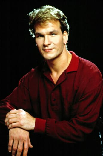 Patrick Swayze Career movies TV shows films actor Dirty Dancing Ghost biography life death