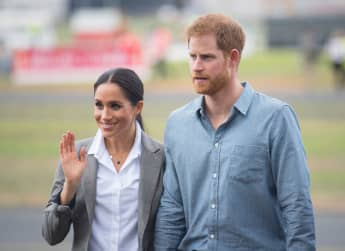 Patronages Thank Harry & Meghan As They Give Up Royal family work titles statements 2021 news