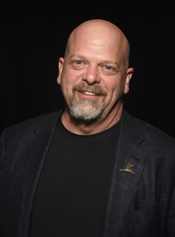 Rick Harrison attends the 54th Academy Of Country Music Awards in 2019