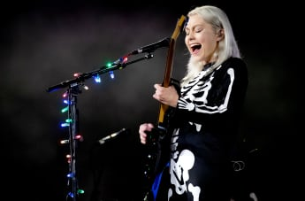 Phoebe Bridgers Responds To David Crosby On SNL Guitar Smash