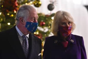 Prince Charles Duchess Camilla Scotland Balmoral New Year 2020 2021 Hogmanay