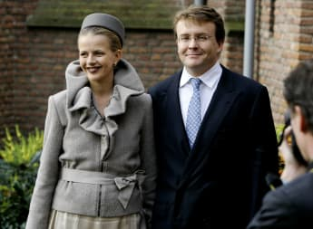 Royals Princess Mabel was married to Prince Friso of Orange-Nassau, who tragically died in 2013