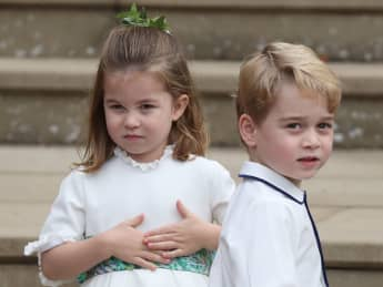 Prince George and Princess Charlotte Impress Staff Shopping With Duchess Kate