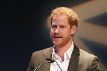 Prince Harry Addresses Capitol Riots In New Interview