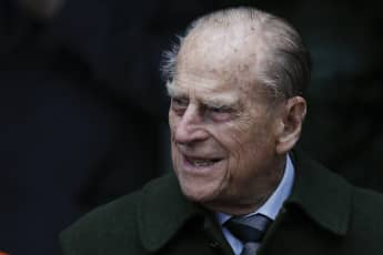 "Prince Philip Being Treated For ""An Infection,"" Palace Says"