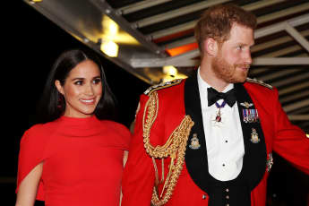 For Diana's 60th Birthday: Why Meghan Markle Won't Accompany Prince Harry To The UK Princess Diana statue return visit