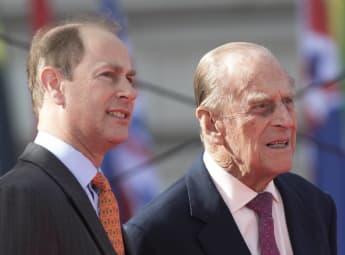 Prince Edward Prince Philip