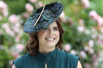 Princess Eugenie Steps Out For First Time Since Welcoming Baby Boy