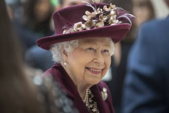 Queen Changes Profile Picture As Royal Mourning Of Prince Philip Ends