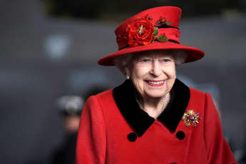 The Queen's First Reaction To Prince Harry & Meghan's Baby Lilibet Lili 2021 royal family news daughter