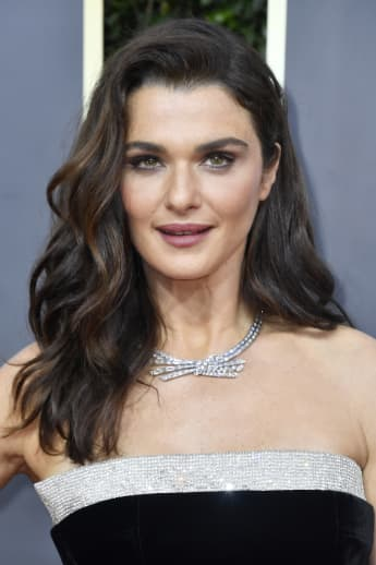 Rachel Weisz attends the 77th Annual Golden Globe Awards at The Beverly Hilton Hotel on January 05, 2020 in Beverly Hills, California