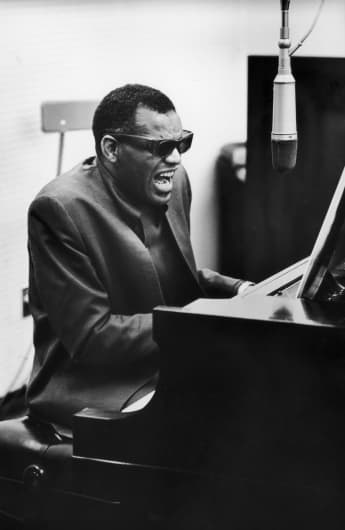 Ray Charles in LA 1965