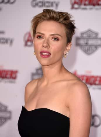 """Scarlett Johansson auf der """"Avenger""""-Premiere"""