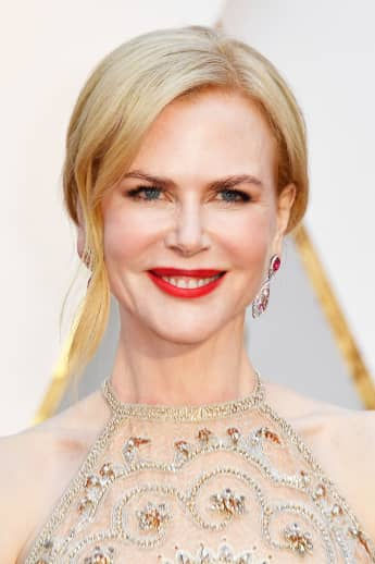 Nicole Kidman attending the 89th Annual Academy Awards