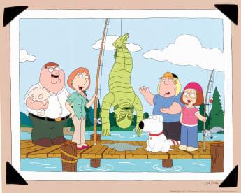El elenco de 'Family Guy'