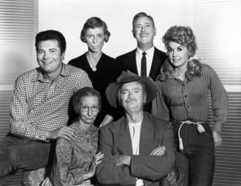 The Beverly Hillbillies Cast Then And Now today 2021 where are they actors stars still alive deaths TV show series