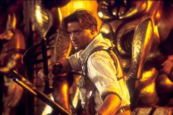 The Mummy: This Is Brendan Fraser Now