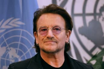 This Is U2's Bono In 2020!