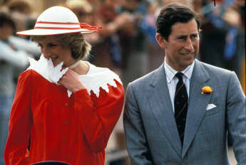 Through The Years Of Prince Charles and Princess Diana's Relationship