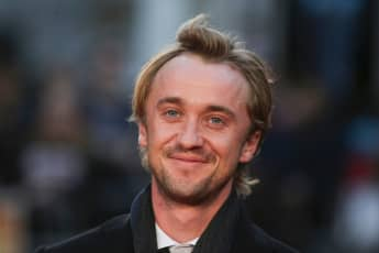 Tom Felton And 'Harry Potter' Dad Jason Isaacs Participate In Viral TikTok Challenge