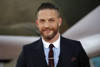 "Tom Hardy New ""James Bond"" Cast Rumour Daniel Craig No Time to Die 2020 007"