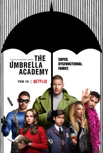 'The Umbrella Academy' Comic