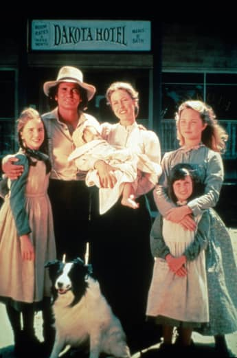 'Little House on the Prairie' reboot official new TV series show 2020 2021