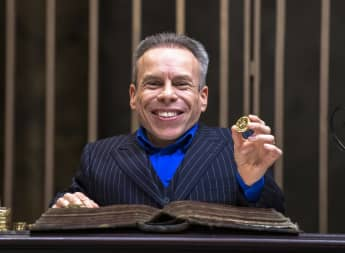 Warwick Davis In 'Harry Potter'