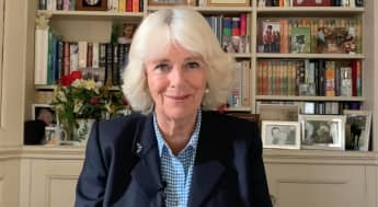 """Duchess Camilla Message To Abuse Victims: """"You Are Not Alone"""""""