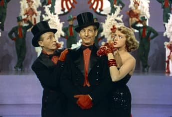 White Christmas Movie Quiz 1954 Bing Crosby holiday film cast Danny Kaye Rosemary Clooney