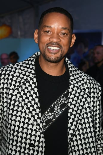 "Will Smith attends the premiere of 20th Century Fox's ""Spies In Disguise""."