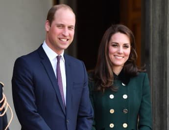 William And Kate's New Video With Their Children On 10th Anniversary wedding royal family George Charlotte Louis kids watch 2021