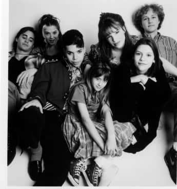 'My So Called Life' Cast 1994