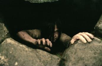 Daveigh Chase en una escena de la película 'The Ring'