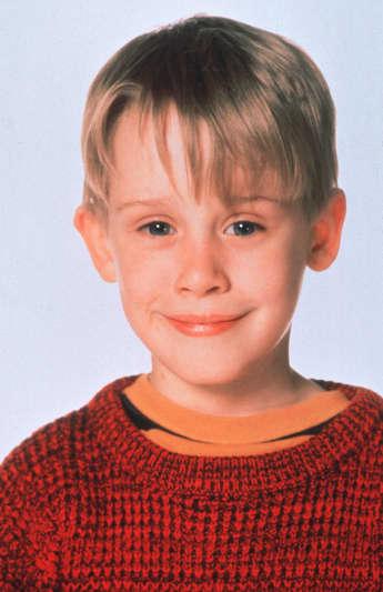 Macaulay Culkin en una imagen promocional de la película 'Mi pobre angelito'
