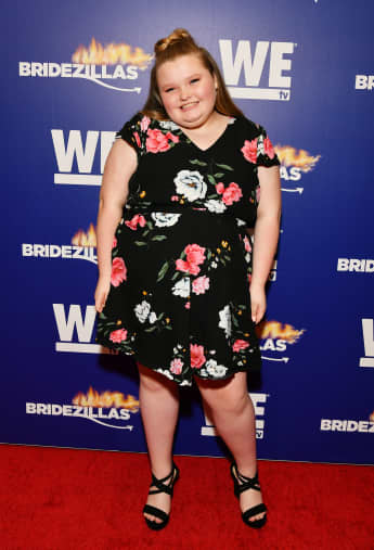 "Esto es lo que vale Alana Thompson o ""Honey Boo Boo"""