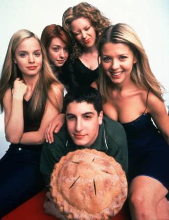 'American Pie' Film Poster.
