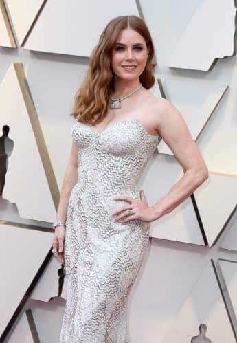 Amy Adams asiste a la 91a Entrega Anual de los Premios de la Academia presentados por la Academia de Artes y Ciencias Cinematográficas, 24 de febrero de 2019.