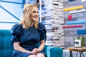 Anna Paquin en el IMBd Show en 2019