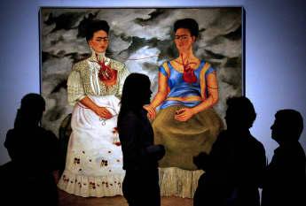 Aparece supuesta obra perdida de Frida Kahlo. ¿Será auténtica?