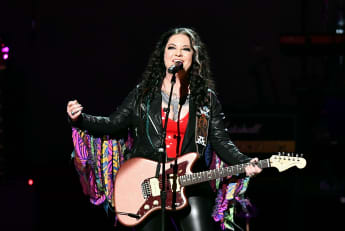 "Ashley McBryde Says She's ""A Little Nervous"" To Co-Host CMT Music Awards"